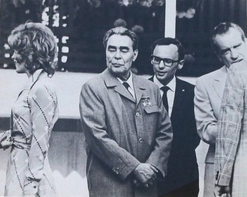 Behind the Iron Curtain:Brezhnev